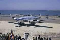 1940 - 1950 Flight and Airport Scenes