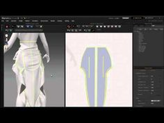 Marvelous Designer 1 - YouTube
