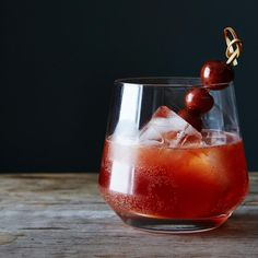 Fall Wisconsin Old Fashioned Recipe on Food52 recipe on Food52