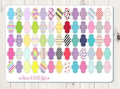 Hey, I found this really awesome Etsy listing at https://www.etsy.com/listing/253810849/maxi-pad-planner-stickers-erin-condren