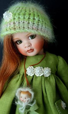 MIa - by Lorella Falconi Dolls