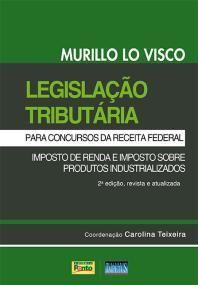 Legislação Tributária para Concursos da Receita Federal