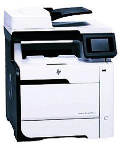 HP LaserJet Pro 300 Color MFP M375nw Driver Download