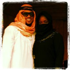 Popular Ghanaian actor Van Vicker and his lovely wife Adjoa during their family vacation in Arab Emirates. Read more about their trip here: http://www.nigeriamovienetwork.com/articles/read-ghanaian-actor-van-vicker-shares-photos-from-3-weeks-vacation-with-family_583.html