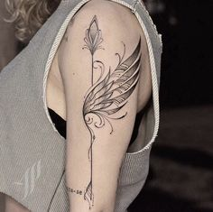 Stunning And Fantastic Angel Wings Designs You Must Try; Back Tattoo; Pretty Tattoos, Sexy Tattoos, Beautiful Tattoos, Body Art Tattoos, Small Tattoos, Cool Tattoos, Tatoos, 42 Tattoo, Back Tattoo