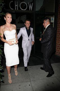 Kym Johnson Fears Robert Herjavec Bored With Post-Dancing With The Stars Relationship – Will Dump Her Like Ex Danielle Vasinova?