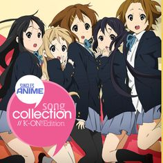 Singles Anime Song Collection – K-ON! Edition  ▼ Download: http://singlesanime.net/song-collection/singles-anime-song-collection-k-on-edition.html
