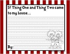 Dr. Seuss Classroom Activities   Seusstastic Classroom Inspirations