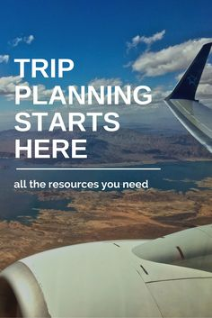 Tip Planning Starts Here! All the resources you need to get started! http://solotravelerblog.com/gear-books/