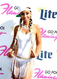 654d7eed0f5f Mya appears for a concert at Flamingo Go Pool in Las Vegas on June 3