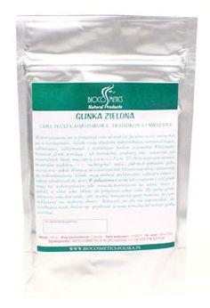 Biocosmetics- Glinka zielona do cery tustej, łojotokowej, trądzikowej i mieszanej, 100g