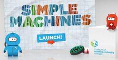No os perdáis este juego de Museum of Science and Industry, Chicago  Simple Machines, un divertido...