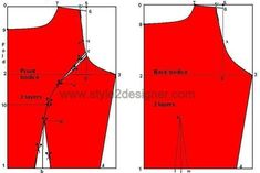 It's usually made with jersey knit fabric for the perfect fit. Cocktail Princess Cut seams and lightly flared skirt, sleeveless cut, back zip closure Dress Sewing Patterns, Blouse Patterns, Princess Cut Blouse Design, Blouse Tutorial, Sewing Blouses, Pattern Cutting, Dress Cuts, Fashion Sewing, Sewing Tutorials