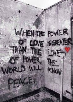 Our highest power is love, and it is one thing each of us has an unlimited amount of. How much love do you give to others in one day? www.thesecret.tv