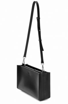 UNDER MY ROOF - leather bags - SUITS shoulder bag