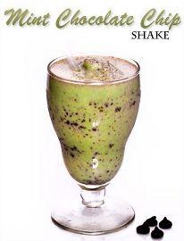 ViSalus Shake Recipe: Mint Chocolate Chip