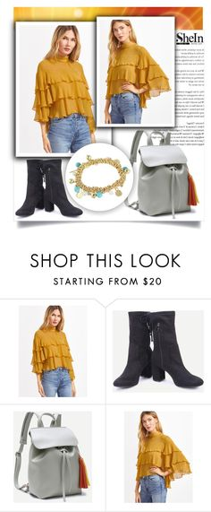 """""""SheIn 7"""" by melisa-hasic ❤ liked on Polyvore"""