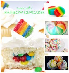 We have gathered 100 hundred delightful rainbow snacks, treats, and desserts you can make for your grandchildren. St. Patrick's Day is just around the corner. Sneaky leprechauns will be busy avoiding the many traps set for them so they can make it to the pot of gold at the end of the rainbow! Choose from rainbow cupcakes, jigglers, ice cream, cookie bark, candy kabobs, crepes, rainbow meringue cookies, fudge, smoothies, veggie kabobs, marshmallows, rainbow trifle, jelly roll cake, rainbow…