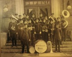 Otterbein College band, Westerville historical photos - Google Search