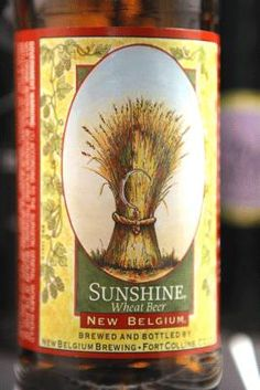 New Belgium Sunshine Wheat (SHANE'S RATING: 4 out of 5)