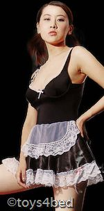 Your Online Adult Shop - Cheap Adult Toys Brisbane - Toys4Bed :: Costumes/Clubwear :: French Maid Dress  $39.95