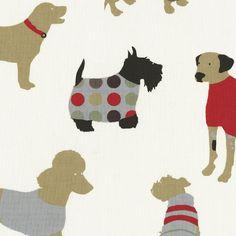 Dog themed nursery