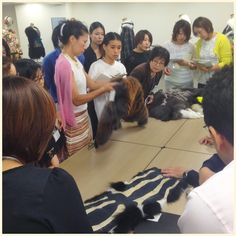 We just returned home from Japan where we had a great seminar at the JFA Japan Fur Association.