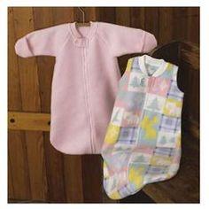 Kwik Sew Babies' Sleep Sacks Pattern