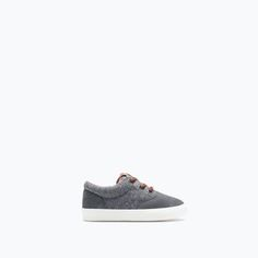 Combined plimsoll-Stock clearance-Baby boy-KIDS-SALE | ZARA United States