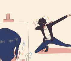 Persona 5 || Akira And Yusuke