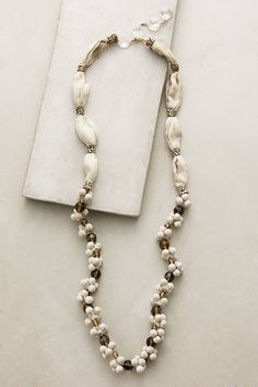 Pentimento Silk Necklace, via Anthropologie.