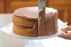 Secrets to Frosting a Layer Cake & 4 Ways a Good Cake Can Go Bad