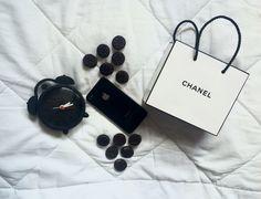 Headphones, Chanel, Tumblr, Headset, Ear Phones, Tumbler