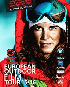 Whoop whoop European outdoor film tour. There's a lot more people than last year. Hope it's gping to be just as awesome by xzombiekid