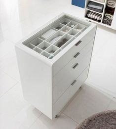 Morgan Minimalist Dress Room Cabinet (W800 X D450 X H1000 Mm)