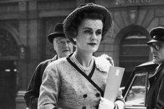 "The divorce of Margaret,Duchess of Argyll shocked proper Britain in'63 when pictures emerged in court of her performing sex acts on an unidentified man,whose head was cut out of the image.The mystery man was Bill Lyons,then director of Pan Am Airways,according to the duchess daughter-in-law.""For 50 yrs it has been safely,maybe too safely,kept.In keeping it,we have perpetuated the mysterydone Margarets reputation no favors""Lady Colin Campbell wrote."