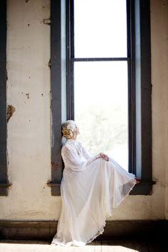 vintage bridal portraits /  Squaresvilles Studios