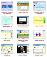 "The University of Colorado at Boulder created a site full of dozens of interactive simulations in subjects such as physics, biology, chemistry, earth science, and math. How to Get This Freebie: Click the orange ""Play with Sims"" button. Good Starting Points: Access the Simulations by Grade Level This Teacher Page has activities created by other educators Recommended Grade Levels: All! From Elementary, to Middle, High and even College Level ~~~~~~~~~~~~~~~~~~~~~~~~~~~~~~~~~~~~ Subscribe to…"