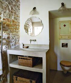 Vivir en un antiguo viñedo, en la Borgoña | Etxekodeco