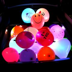 50pcs LED Mini Party Lights for Lanterns Balloons Halloween Decoration Accessories Halloween Props Home Decor glow in dark party-in Party DIY Decorations from Home & Garden on Aliexpress.com | Alibaba Group