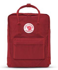 Fjallraven - Kanken Backpack - Ox Red