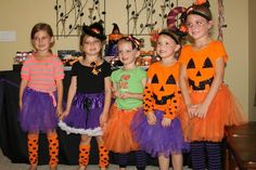 Check out this birthday party with a spooktacular Halloween twist.