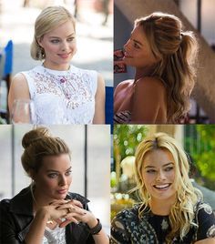 My ultimate hairspiration: Margot Robbie Margot Robbie Focus, Atriz Margot Robbie, Margot Robbie Hair, Margot Robbie Style, Margo Robbie, Actress Margot Robbie, Short Hairstyles Fine, Braided Hairstyles, Cool Hairstyles