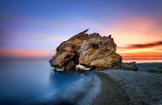 Dragon Rock in south Crete, Greece, by George Thalassinos - Photo 127294801…