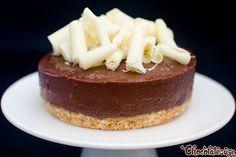 Super Easy No-Bake Nutella Cheesecake