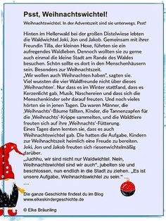 The Christmas elf from the Hellerwald - Buch Interesting Information, 1st Christmas, The Elf, Xmas Gifts, Kids And Parenting, Storytelling, About Me Blog, Elke Bräunling, German Language