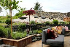TV GARDEN DESIGN – TV2 2021 Outdoor Sectional, Sectional Sofa, Outdoor Furniture Sets, Outdoor Decor, Patio, Home Decor, Garden Ideas, Gardening, Design