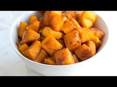 Roasted Turnips & Butternut Squash with Five-Spice Glaze | Recipe ...