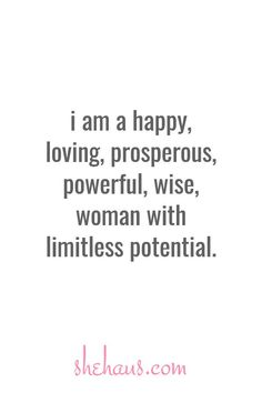 Daily Positive Affirmations, Positive Quotes, Career Affirmations, I Am Quotes, Life Quotes, Qoutes, Intuition, Note To Self Quotes, Universe Quotes