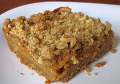 pumpkin pie squares | Prepared NOT Scared!: For the Strength of Youth Family Home Evening ...